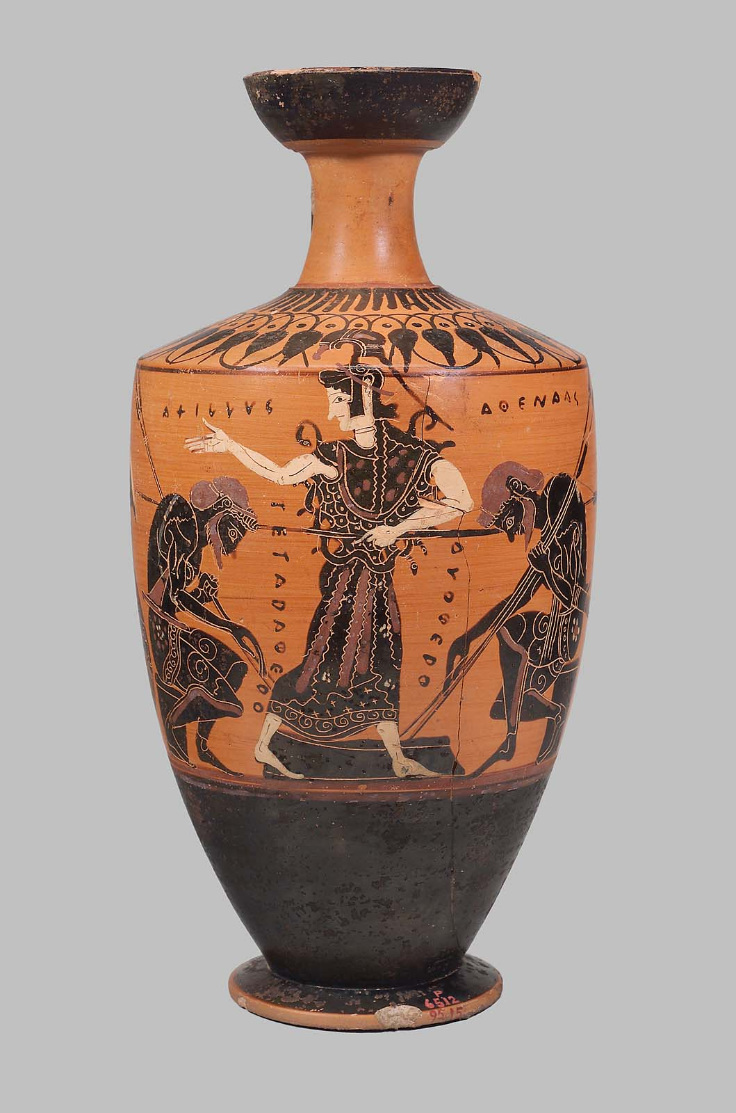 A roll of the dice for ajax classical inquiries oil flask lekythos with achilles ajax and athena greek archaic period reviewsmspy