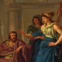 Jean-Jacques_Lagrenee_-_Helen_Recognising_Telemachus,_Son_of_Odysseus_-_WGA12378_325x325_b