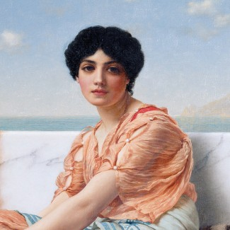 Godward-In_the_Days_of_Sappho-1904_325x325