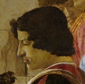 Botticelli_-_Adoration_of_the_Magi_(Zanobi_Altar)_-_Uffizi_325