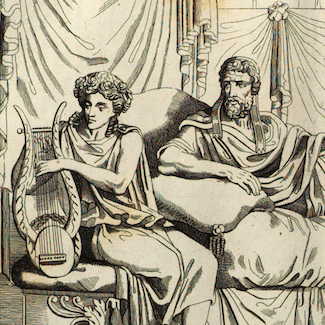 Polycrates+Anacreon_engraving_325
