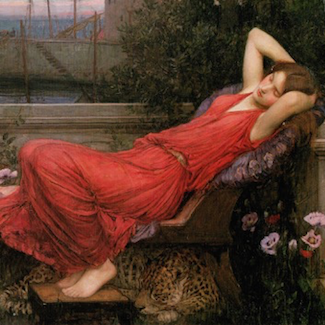 Waterhouse_Ariadne_cover