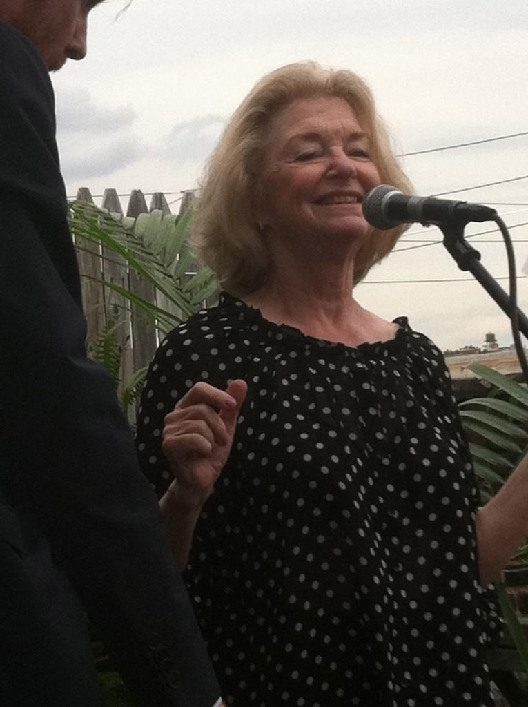 Ann Bergren.