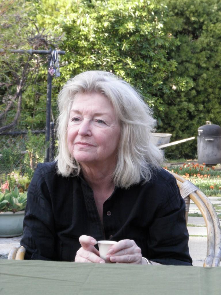 Ann Bergren, by Hui-shu Lee.