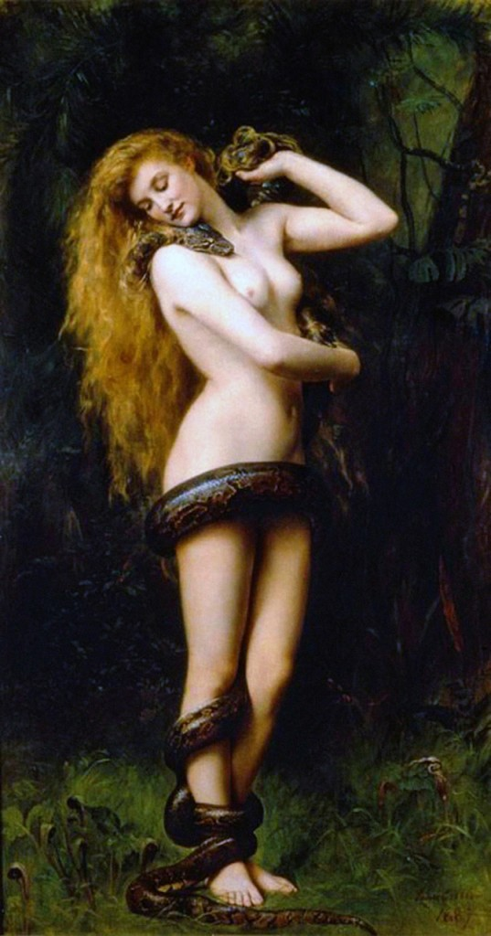 """Lilith"" (1892). John Collier (English, 1850–1934)."