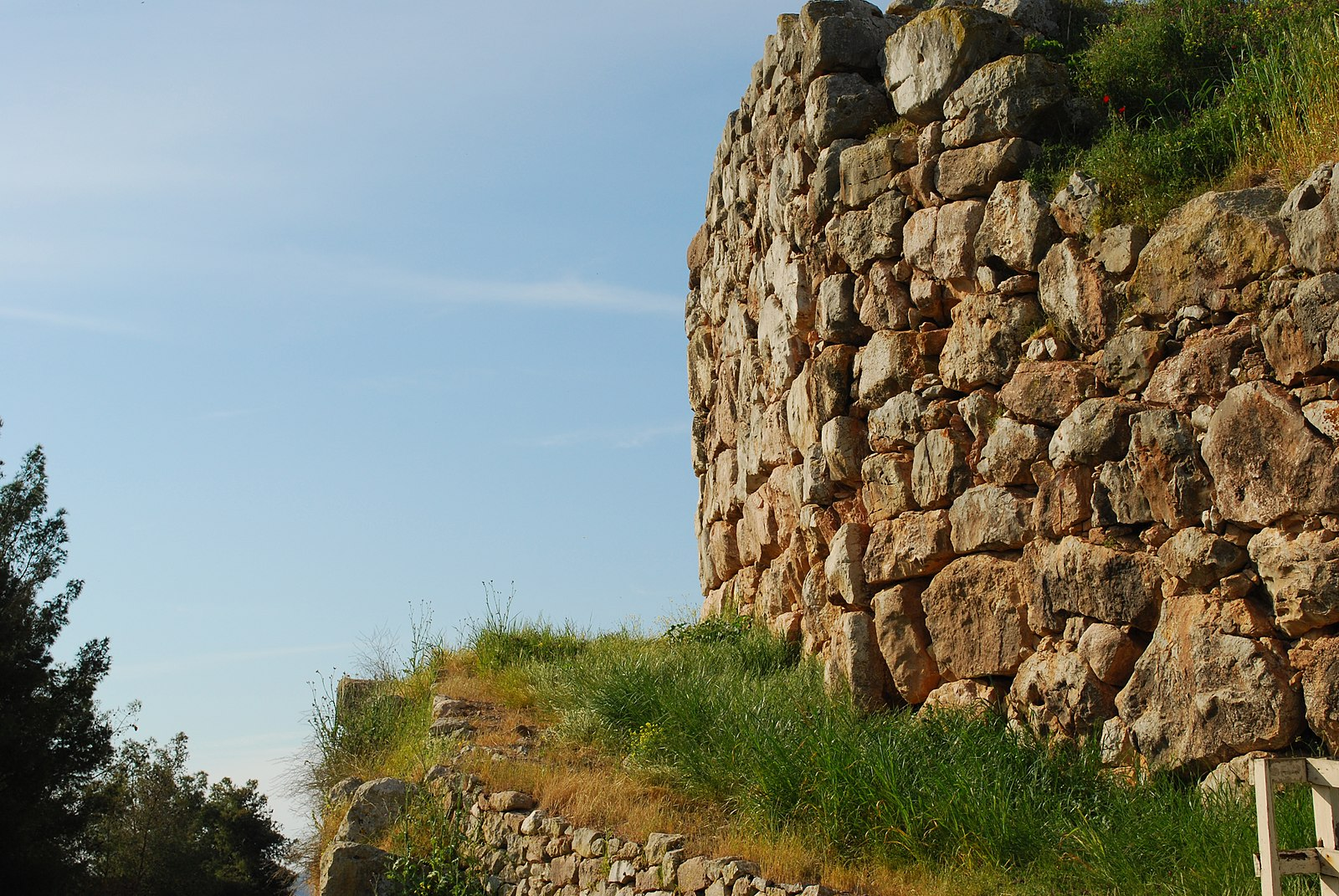 Tiryns fortress