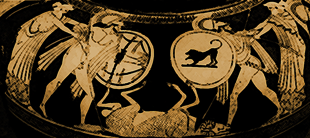 Athenian red-figure stamnos attributed to Triptolemos Painter